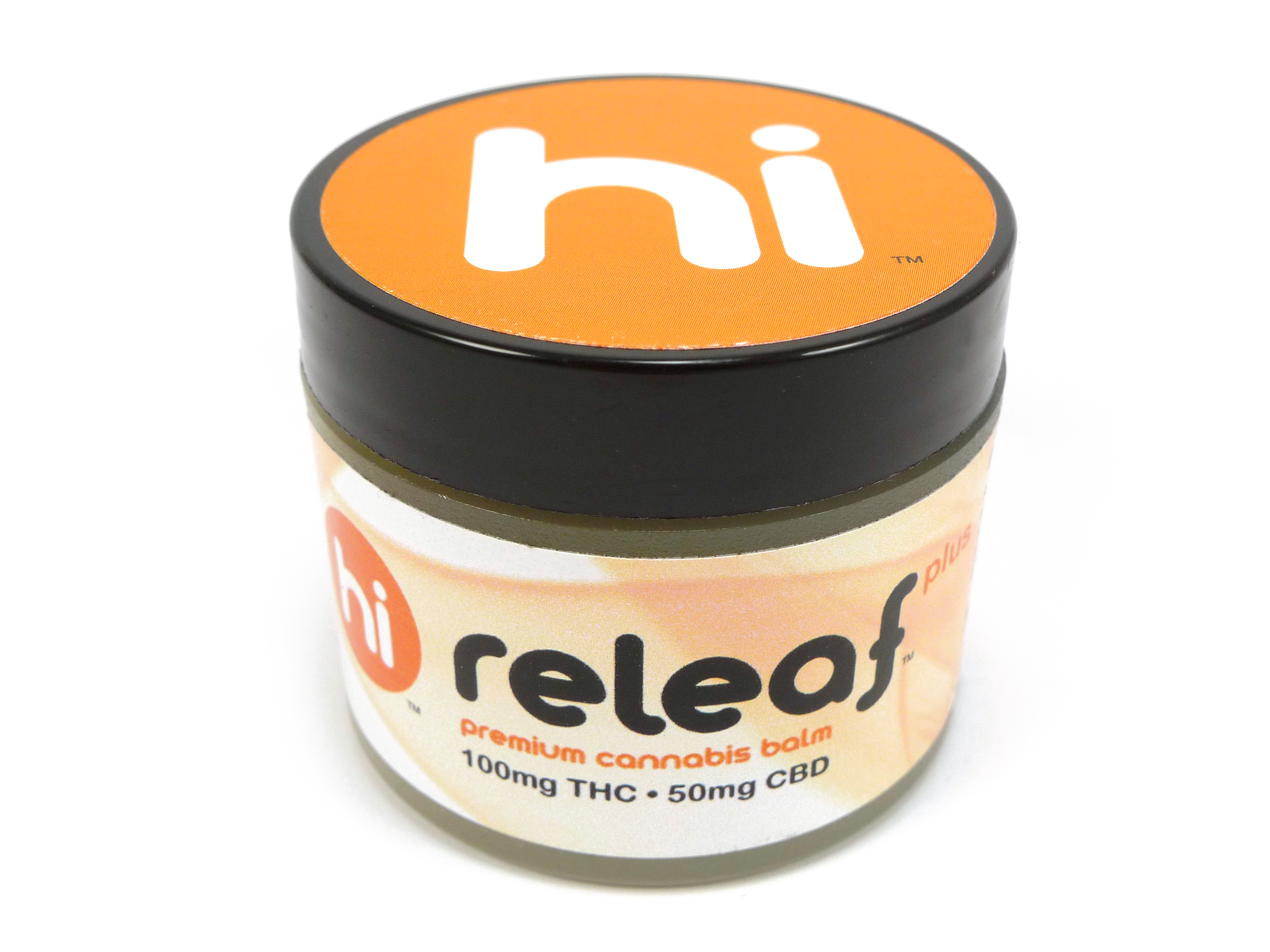 hi Releaf Plus Jar