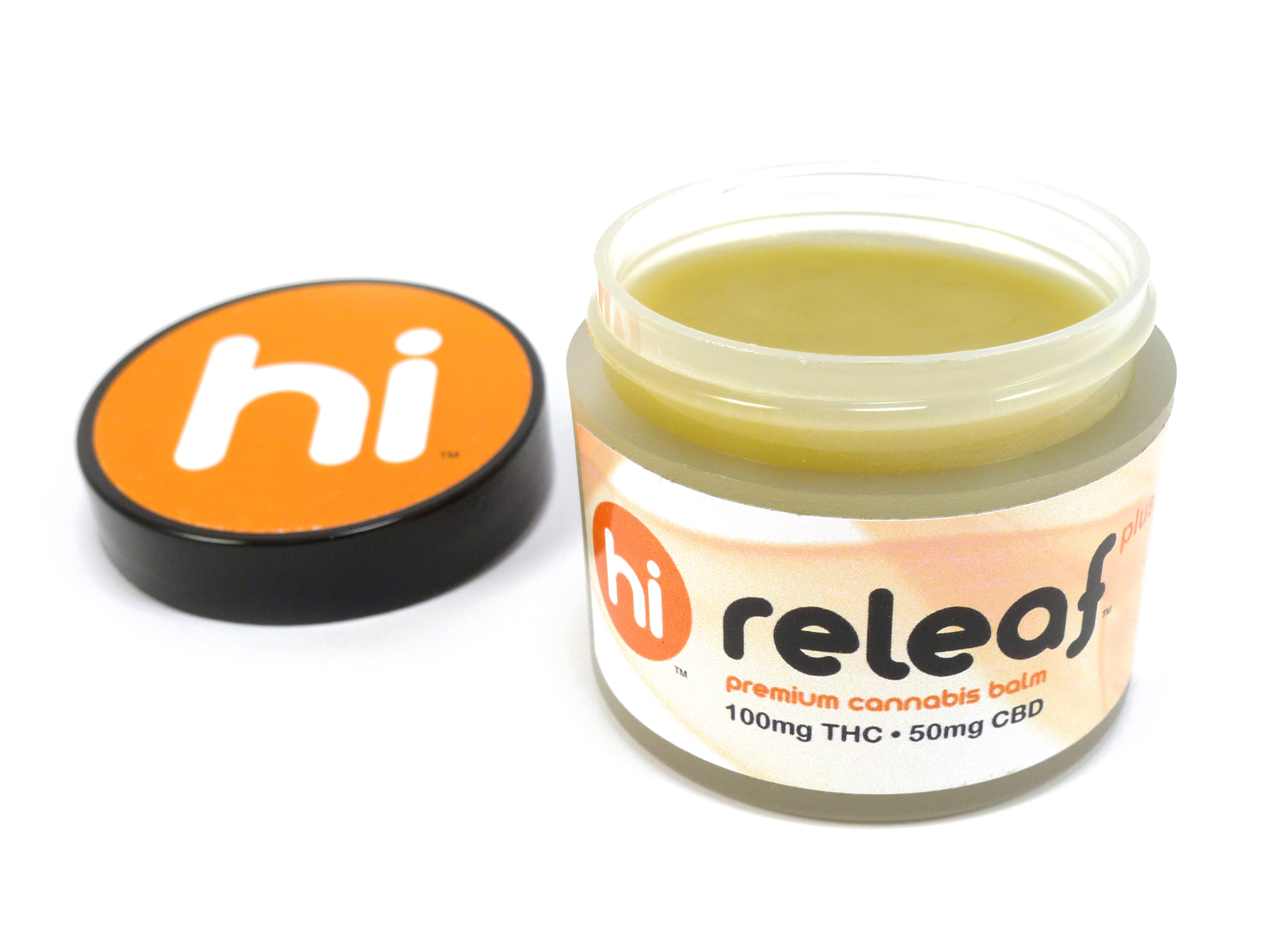 hi Releaf Plus Jar Open